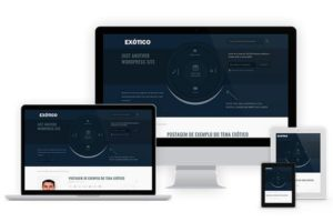 tema exotico wordpress